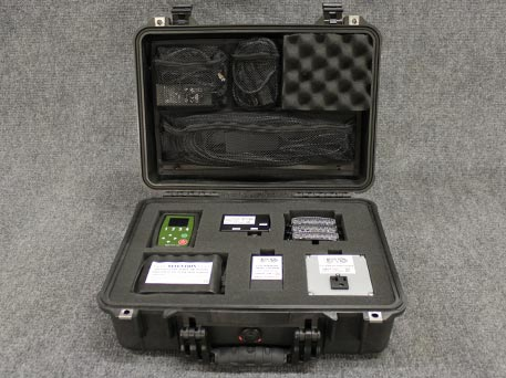 Hard Case with Components