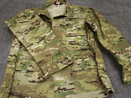 Multicam Velcro Uniform